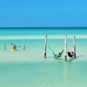 visites des plages merveilleuses d'holbox