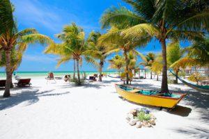 visite des plages d'holbox