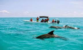 visite de la biosphère de sian ka an en bateau