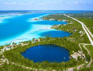 lagune de bacalar excursion en français playa del carmen